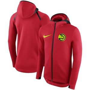 Atlanta Hawks Therma Flex Full-zip Hoodie